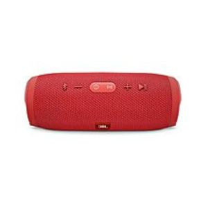 JBL Portable Bluetooth Speaker Charge 3 - Red