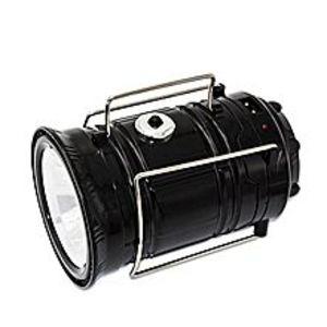 China TownPack of 2- Mini Portable Fan + Solar Charging Lantern Torch & Power Banks