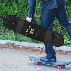 Boyouyou PUENTE Skateboard Carry Case Shoulder Bag Waterproof Longboard Storage Backpack