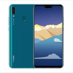 """Huawei Y9 2019 - 6.5"""" Display - 4GB Ram - 64GB Rom - Android 8.1 Oreo - Fingerprint Sensor - (Blue)"""