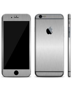 IPhone 6/6s Plus Skin Protector - Brushed Aluminium
