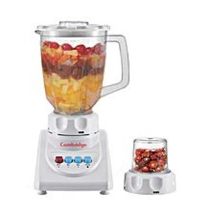 Cambridge ApplianceCA BL204 - 2 in 1 - Blender with Mill - White