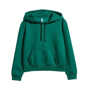 Abdul Collection Hooded Sweatshirt for Women - Green