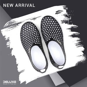 Man Shoes New Arrival Slippers Black