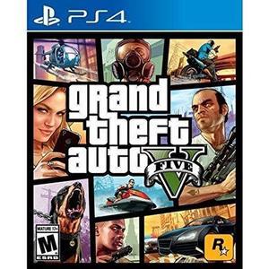Gta V-PS4