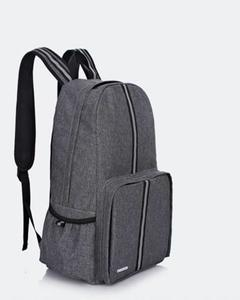 GRID-IT Double-Shoulder Bag Backpack for 13-Inch Laptop – Grey