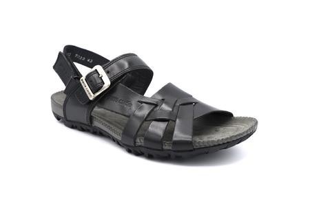 Urban Sole Black Sandal Summer Collection - 0KL012