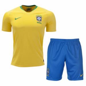 Golden store Football kit Brazil for Men