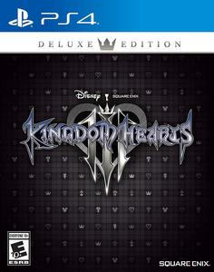 Kingdom Hearts III - PlayStation 4 Deluxe Edition by Square Enix