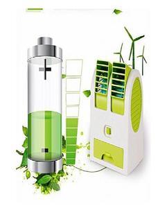 Luckydeals.pk USB Powered Mini Air Cooler Dual Purpose Fan