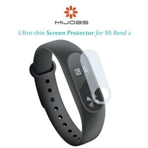 Screen Protector for Mi Band 2 (Pack of 2 Pieces)