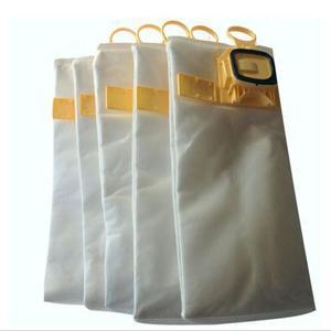 Intelligence 6pcs Vacuum Cleaner Bags Dust Filter Garbage Bag for vorwerk Kobold VK140 VK150