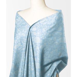 Alkaram Studio Silver Collection Sky Blue Lawn 1PC Unstitched Suit For Women -A132222098