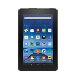 "Amazon Fire 7 Tablet  1 Year Warranty (7"" display, 8 GB) - Black- ( Generation - 7th)"