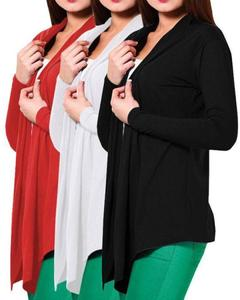 Deal Pack of Three Shrugs for Ladies