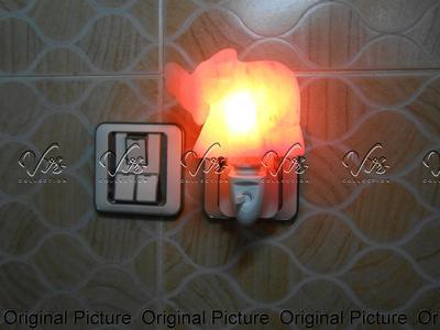 Salt Night Light/ Mini Lamp