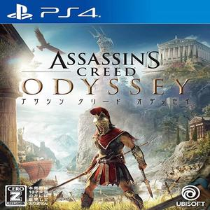 PlayStation 4 Assassins Creed Odyssey