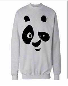 Panda Printed Sweat Shirt For Him