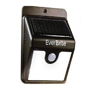 Solar Outdoor Stick-Up Light - Black - SA