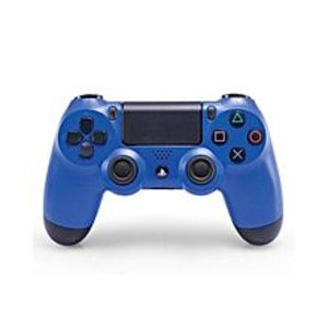 Sony DualShock 4 Wireless Controller for PlayStation 4 - Blue & Black