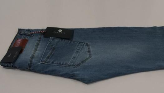 Zara Man Jeans Pant - Sky Blue