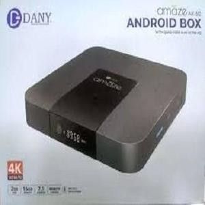 Android Box 4k Ultra HD - Wifi - 2GB / 16GB Remote Control Amaze