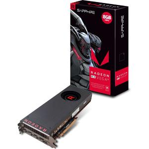Radeon RX Vega56 HBM2 8GB Graphics Card (RADEON RX VEGA56 8G HBM2)