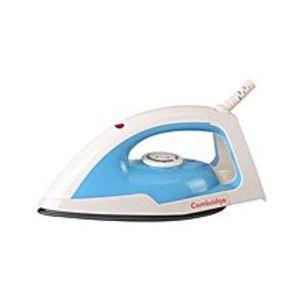 Cambridge ApplianceDI7921 - Dry Iron - 1000W - White & Blue