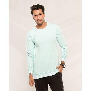 PakistanShop Sea Green Sweat Shirt for men