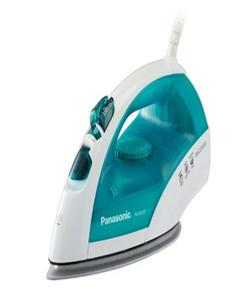 Branded Collection Panasonic NI-E410T - Steam Iron Titanium Coating Plate - blue