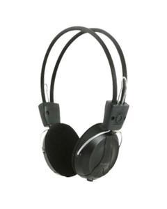 AH-112 - Heat Headphones - Black - Brand Warranty