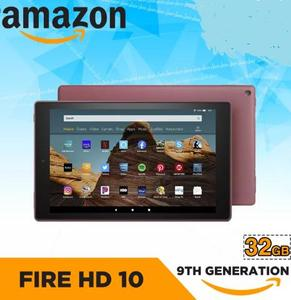 Amazon Fire HD 10 Tablet Kindle with Alexa 10.1 inch Full HD 32GB (9th Generation)