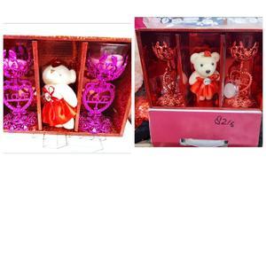 Small Size Teddy Bear Gift Box