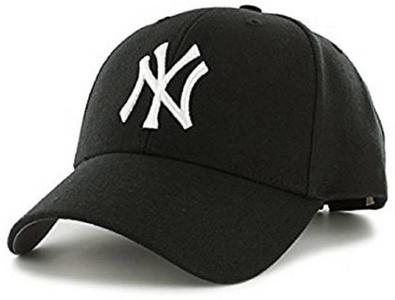 100% Cotton Baseball Cap For Boys - Plain Fitted Caps for Men - Sports Cotton Cap for Men with Adjustable Strap - Outdoor Sun Hats