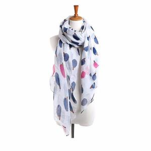 BlingBlingStar Women Ladies Hedgehog Pattern Long Scarf Warm Wrap Shawl