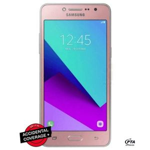 Grand Prime Plus - Dual Sim - 8GB - LTE - Rose Pink