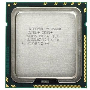 Intel Xeon X5680 3.33GHz LGA1366 12MB L3 Cache Six Core server CPU processor (Used)