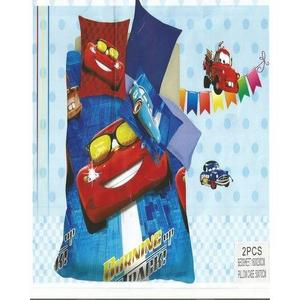 Kids Bed Sheet Cartoon Character - 3D Design Single Bed For Boys