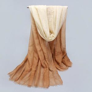 Fashion Lady Gradient Color Long Wrap Women's Shawl Pashmina Stole Scarf Scarves