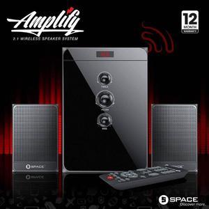 Amplify 2.1 Wireless Speaker System [AP-450]