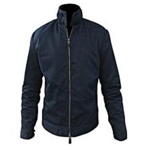TASHCO ClothingMen's Blue Cotton Jacket