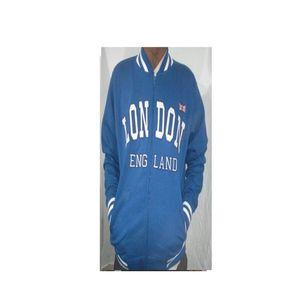ModernStylishStore London England Baseball Jacket Varsity Jacket.