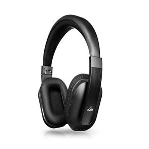 Apt-X (Usa) - Wireless Over-Ear Headphones With Mic - S204 - Black & Black