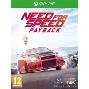 Need For Speed Payback - Standard Edition - XboxOne