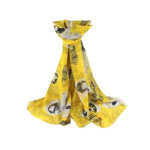 FashionieStore Woman's scarf Women Summer Sunscreen Printed Soft Chiffon Shawl Wrap Wraps Scarf Scarves