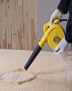 Home Electric Aspirator Dust Blower with Dust Bag