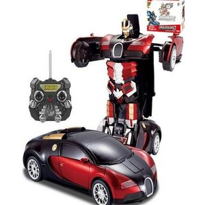 Transformation Robot Rc Car Drift Car Remote Control