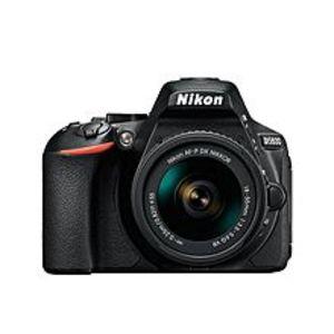 NikonD5600 - DSLR Camera 24.2 MP with AF-P DX NIKKOR Lens - Black