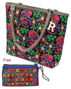 Pack of 2 - Handbag and Clutch Deal for women
