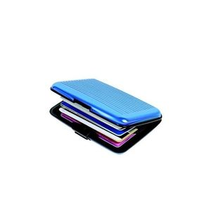 C.A Water Resistant Alloy Wallet - Blue